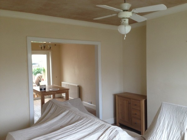 Interior painter and decorator worthing