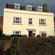 Exterior decorator in horsham